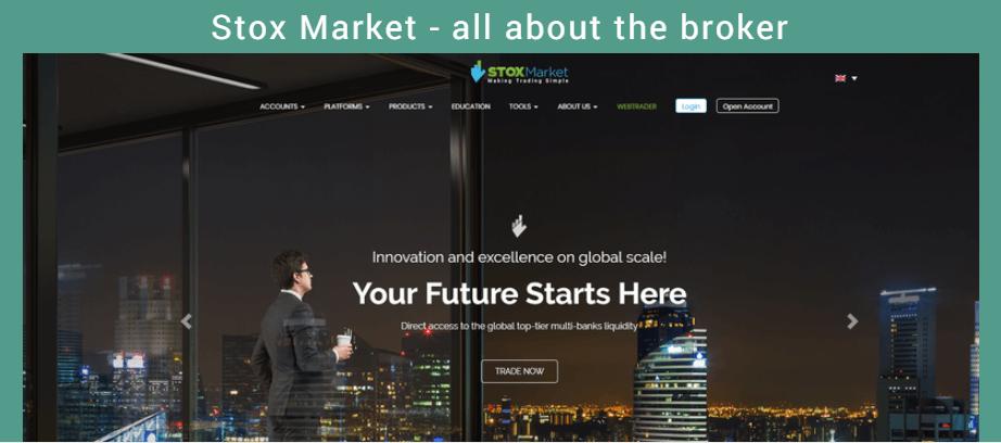 broker Stox Market rip off reviews