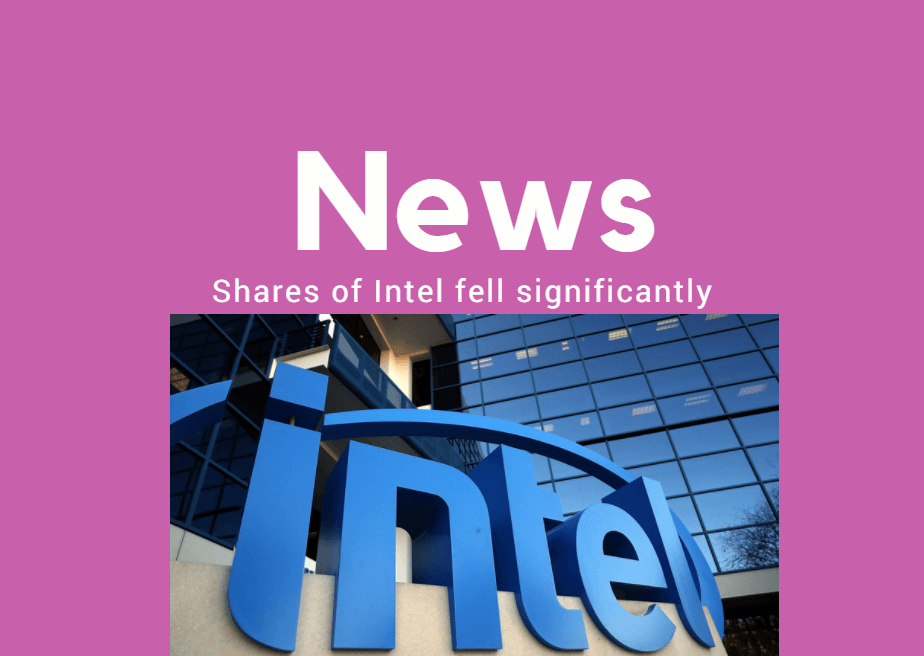 Shares of Intel