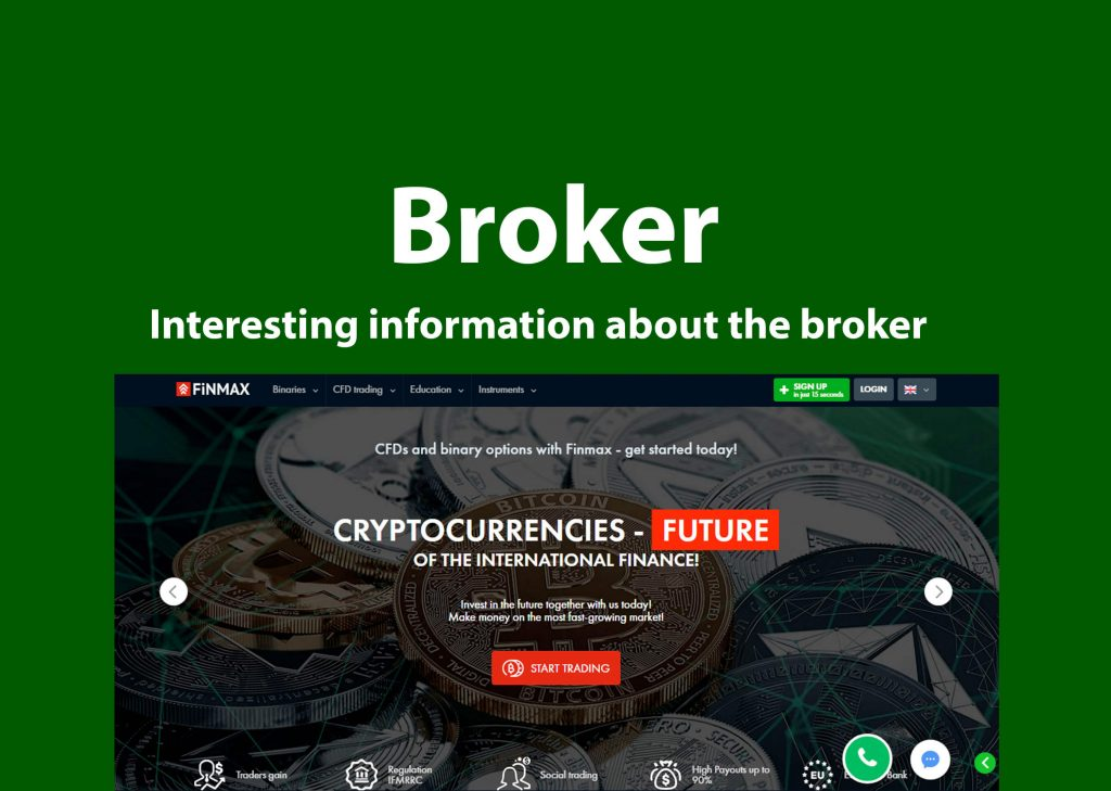 broker Finmax rip off reviews