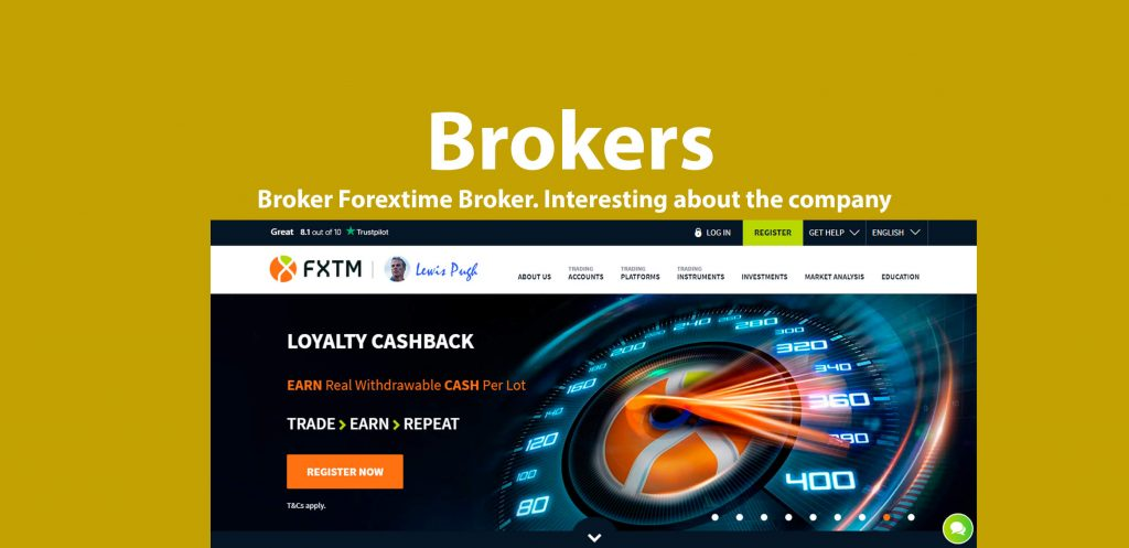 Is broker Forextime rip off reviews? All interesting about the company